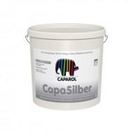 Caparol CapaSilber -краска для фасадов с эффектом серебра, 1.25-5 литров, Германия.