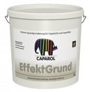 Caparol Effektgrund - паропроницаемая грунтовка для декоративных фасадных покрытий, 1.25-5 литров, Германия.