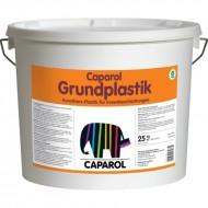 Caparol Grundplastik - штукатурка для декоративного моделирования, 8-25кг, Германия.