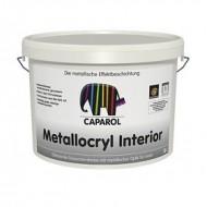 Caparol Metallocryl Interior - Интерьерная краска c металлическим блеском, 2.5-10 литров, Германия.