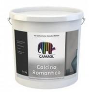 Caparol Calcino Romantico - декоративная шпатлевка, с эффектом натурального камня, 7.5 - 15кг, Германия
