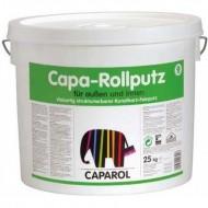 Caparol Capa Rollputz - Декоративная готовая штукатурка, моделируемая, для внутренних и наружных работ, Германия, 25 кг