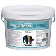 Caparol StuccoDecor Di Perla Silber/Gold - Шпатлевочная масса с серебристым или золотистым блеском, Германия, 1.25-2.5 л.