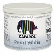 Caparol Pearl White - Эффектный пигмент с перламутровым блеском, 100г, Германия.