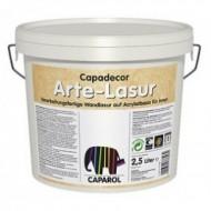 Caparol Arte Lasur - Колеруемая лазурь с белыми частичками, 2.5-5 литров, Германия.