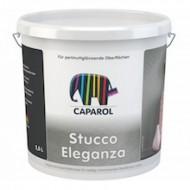 """Caparol Stucco Eleganza - Декоративка с эффектом """"шелка"""", """"жемчуга"""" и металлическим блеском, 2.5 литра, Германия"""