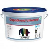 Caparol CapaGrund Universal - Мелкозернистая грунтовка, 2.5-10 литров, Германия.