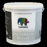 Caparol StuccoDecor Di Luce - Венецианская акриловая шпатлевочная масса, 2.5-5 литров, Германия.