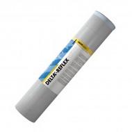 DELTA Reflex - Многослойная пароизоляция с алюминиевым слоем, 50*1.5м, в рулоне 75 м2, Германия