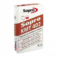 Sopro KMT - Кладочный раствор, фуга для клинкерного кирпича, 25кг, Польша