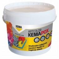 Kema kemapox artcolor - Эксклюзивная эпоксидная фуга и клей, в ассортименте, 2.5 кг, Словения
