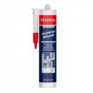 Penosil Universal Silicone - силикон универсальный, белый, 280 - 310мл, Эстония