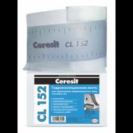 Ceresit CL 152 - Гидроизолирующая, водонепроницаемая лента, 10-50 метров, Польша