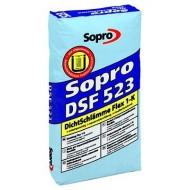 Sopro DSF 523 – эластичная однокомпонентная гидроизоляция для бассейнов и террас, 4 - 20 кг