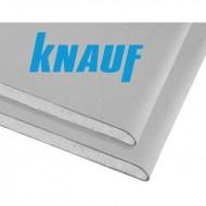 Гипсокартон Кнауф потолочный стандартный, 9.5х1200х2500мм, Рф, 3м2