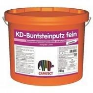 Capatect KD bundsteinputz Fein - Мозаичная штукатурка для цоколя с мелким зерном, 25 кг. Австрия