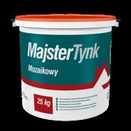 Majsterpol Majstertynk mozaikowy - Мозаичная штукатурка для внутренних и наружных работ, цвета в ассортименте, 25кг, Польша