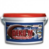 Тайфун Мастер Deko M - Мозаичная штукатурка, для внутренних и наружных работ, 15 кг, Беларусь