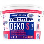 Тайфун Мастер Deko S (Комп Б) - База для изготовления декоративной мозаичной штукатурки, 7.6кг, Беларусь