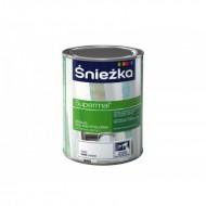Sniezka Supermal - Масляно-фталевая эмаль для дерева и металла, цветная, цвета в ассортименте, 0.8 литра, Польша