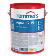 Remmers Aqua IG-15-Imprägniergrund IT- защитная грунтовка-антисептик для древесины на водной основе, в ассортименте 0,75-5л, Германия