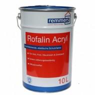 Remmers Rofalin Acryl - Акриловая полнотоновая краска для дерева, 2,5 - 20 л, Германия