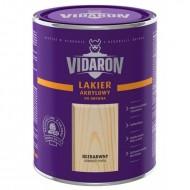 Vidaron - Лак для дерева акриловый,  для внутренних работ, 0.75л, Польша