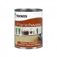 Teknos Panelwax - Лессирующий воск для дерева на водной основе, 0.9-2.7 литра, Финляндия