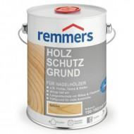 Remmers Holzschutz-Grund - пропитка для древа защитная на растворителе с профилактическим действием против синевы и гнили, 0,75-2,5л, Германия