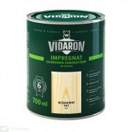 Vidaron Impregnat - Защитно-декоративная пропитка для дерева, цвета в ассортименте, 0.7 литра, Польша