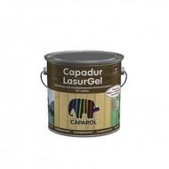 Capadur LasurGel - Тиксотропная защитная лазурь-гель для деревянных поверхностей, 2.5л
