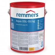 Remmers Aqua DSL-55-Dickschicht-Lasur PU- лазурь на водной основе для окон и дверей, 0,75-2,5 л, Германия.