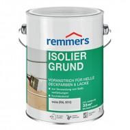 Remmers Isoliergrund - защитное покрытие от водорастворимых веществ в древесине, 10л, Германия