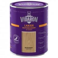 Vidaron лак для паркета без грунтовки, полуматовый, 0.75- 5 литров, Польша