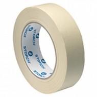 Storch Easypaper Super Schonende 30 мм*50 м - Малярная лента с низкой клеющей способностью, для обоев, свежих штукатурок и красок, Германия