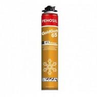 Penosil goldgun 65 - Монтажная пена с увеличенным выходом, всесезонная, до -18С, 1050гр, Эстония