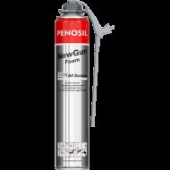 Penosil Newgun Foam - профессиональная монтажная пена с улучшенным аппликатором, летняя/все сезонная, 750 мл, Эстония