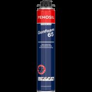 Penosil Premium Gunfoam 65 - Монтажная профессиональная пена с увеличенным выходом, летняя/зимняя, 820мл, Эстония