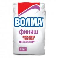 Волма Финиш - шпатлевка гипсовая для внутренних работ, 25кг, Россия