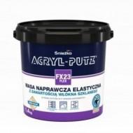 Акрил Путц FX 23 Flex - Эластичная ремонтная шпатлевка с добавлением стекловолокна, 0.5кг, Польша