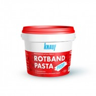 Knauf Rotband Pasta Profi - Финишная белая шпатлевка для внутренних работ, 18кг, Россия