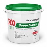 Sheetrock Superfinish-шпатлевка готовая полимерная 28 кг, Россия