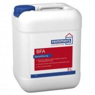 Remmers BFA - санирующий раствор для удаления водорослей и грибов с минеральных поверхностей, 5-30 л, Германия.