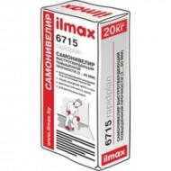 Ilmax 6715 Rapidplan - Быстротвердеющий самонивелир повышенной прочности, от 2 до 60мм, 20кг, Беларусь