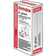Ilmax X-plan - Армированный самонивелир для проблемных оснований, от 2 до 20мм, 25кг, Беларусь