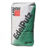 """Baumit EdelPutz Extra Natur - Минеральная штукатурка, фактура """"шуба"""", белая, РБ, 20 кг"""