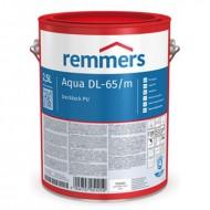 Remmers Aqua DL-65-Decklack PU акриловая краска для деревянных окон и дверей, 0,75-2,5 л, Германия.
