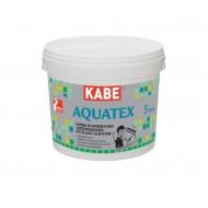 KABE Aquatex - Дисперсионно-кремниевая глубокоматовая краска для стен и потолков с превосходной кроющей способностью, 2,5 - 10 л, Польша