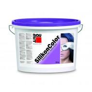 Baumit SilikonColor - Краска силиконовая, самоочищающаяся для фасадов, 25 кг Беларусь