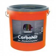 Capatect CarboNit Двухкомпонентная армирующая шпатлевка для цоколя